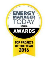 Energy Manager Today Project Of The Year