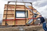 Breakthough Construction: Passive Homes Go Prefab