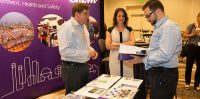 Sold Out Exhibit Hall – A Wealth Of Information, Solutions at Energy Manager Summit