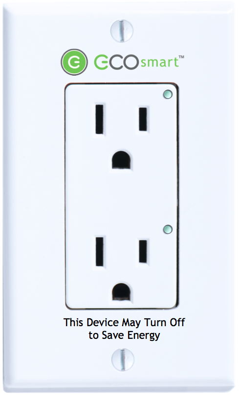 EcoGuard Smart Outlet