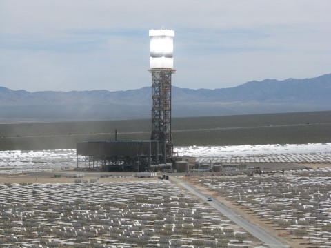 Energy Manage Ivanpah