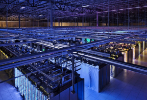 Lawrence Lab data center image