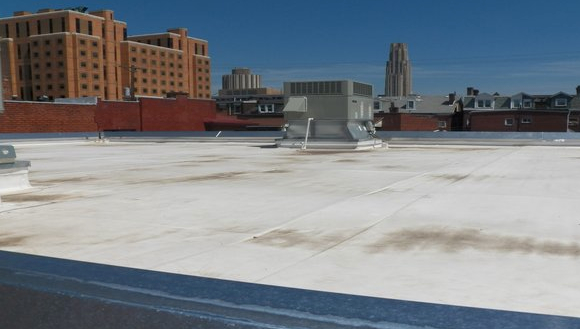 Pittsburgh cool roof
