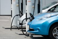 EV Charging Stations Increasingly Common