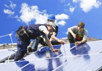 Rooftop Solar Panels Present Physical Challenges